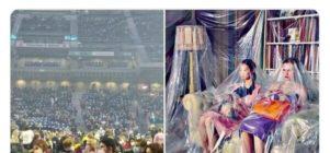 El concierto de Raphael VS tu hermana y tu en navidad