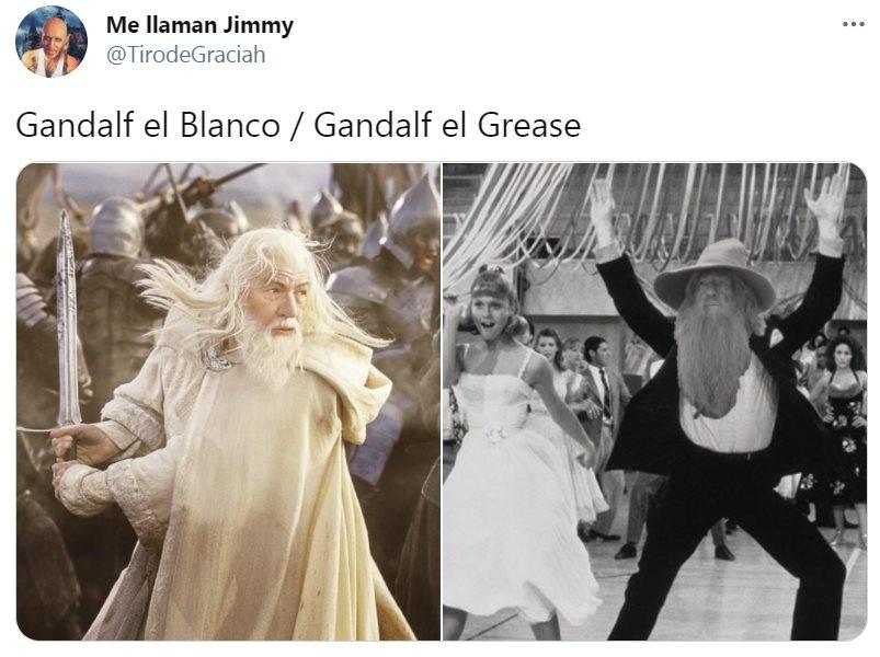 Varios tipos de Gandlf